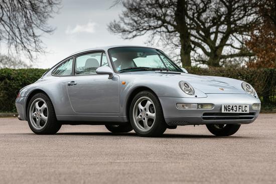 1995 Porsche 911 (993) 3.6 Carrera Coupe