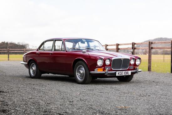 1973 Daimler 4.2 Sovereign