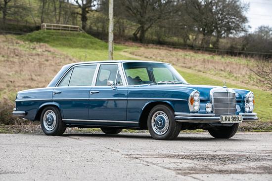 1971 Mercedes-Benz 300SEL 3.5 (W108)