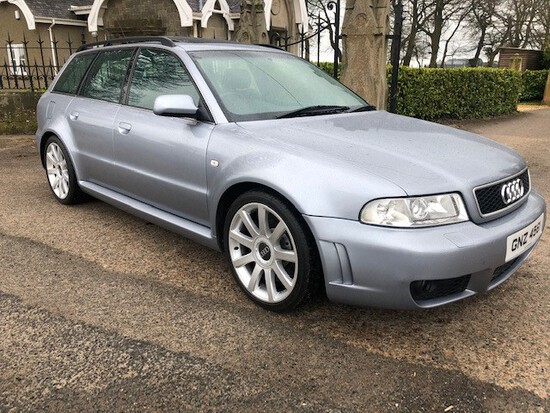 2001 Audi RS4 Avant 2.7 Twin Turbo