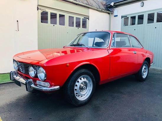 1975 Alfa Romeo GT 1600 Junior (1750)