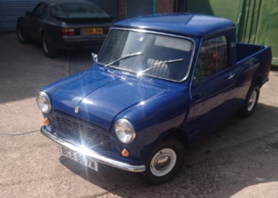 1980 Mini 95 Pick-Up 1000