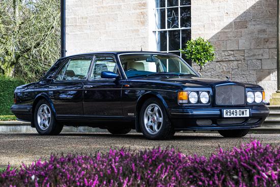 1997 (98M/Y) Bentley Turbo RT (LWB)