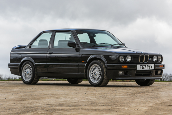 1989 BMW 325i Sport (E30)