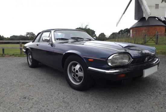 1987 Jaguar XJ-SC Cabriolet V12