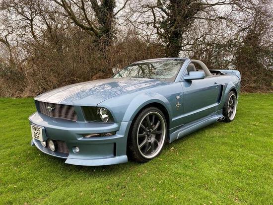 2006 Ford Mustang Convertible (Ex JLS Tour)