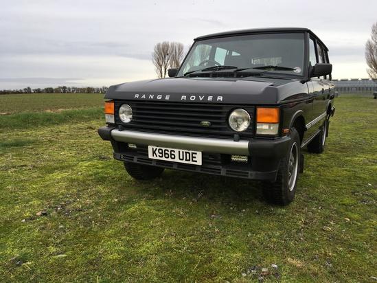 1993 Land Rover Range Rover Vogue TDi