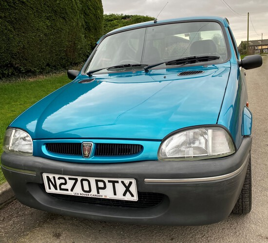 1996 Rover 100 Kensington