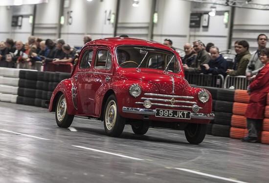 1960 Renault 750/4CV