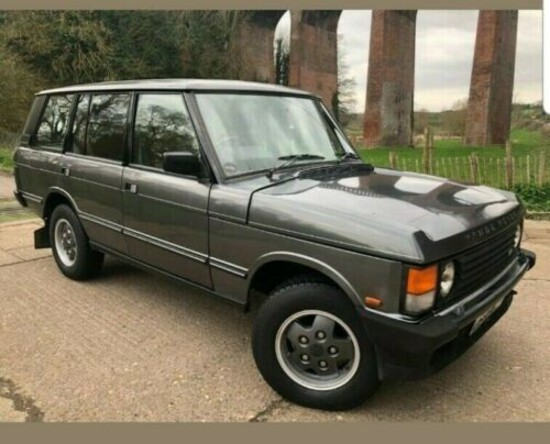 1993 Land Rover Range Rover Vogue LSE