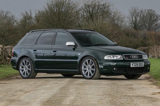 2001 Audi RS4 B5 Avant 2.7 Quattro