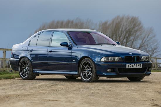 2001 BMW M5 (E39)