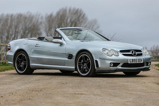 2005 Mercedes-Benz SL65 AMG (R230)