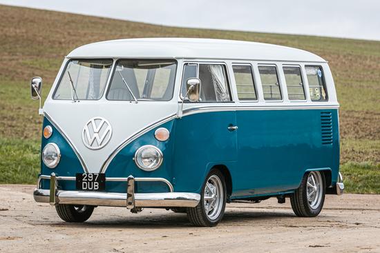 1967 Volkswagen Type 2 13-window Splittie