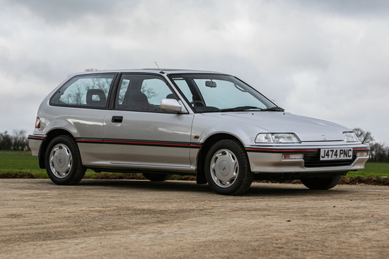 1991 Honda Civic 1.6i-16