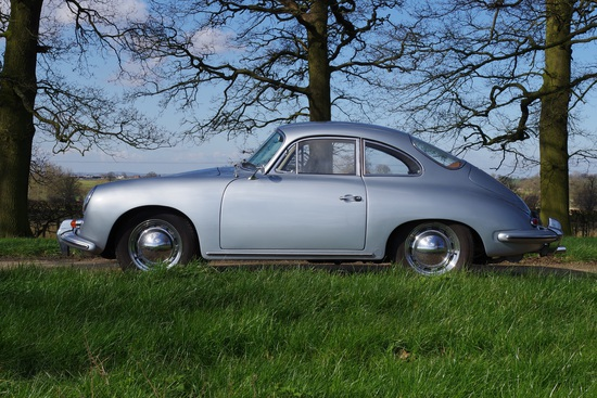 1962 Porsche 356 B T6 Super Coupe