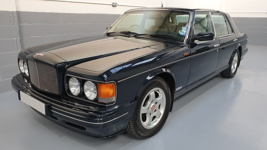 1997 Bentley Turbo RT LWB