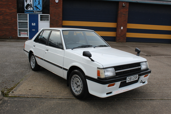 1986 Mitsubishi Lancer EX 1.8 Turbo GSR