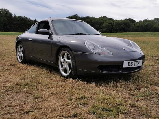 1998 Porsche 911 (996) Carerra 4 Coupe