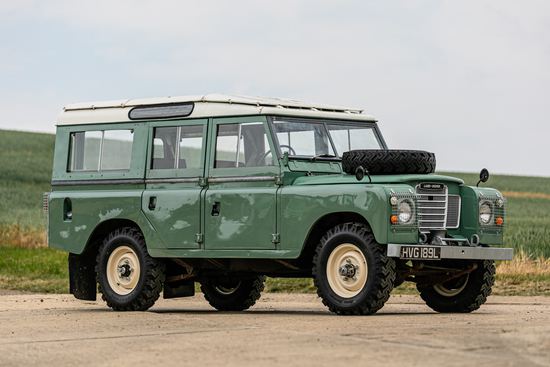 "1973 Land Rover Series 3 109"" 5Dr"