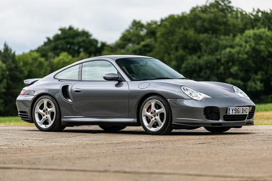 2001 Porsche 911 (996) Turbo