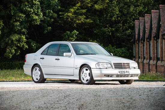 1996 Mercedes-Benz C36 AMG