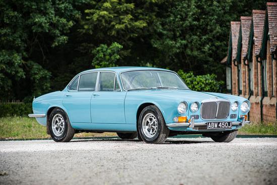 1970 Daimler Sovereign S1 2.8