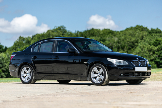 2006 BMW 550i Security Bullet Proof Armoured Car