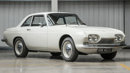 1967 Reliant Scimitar GT SE4B