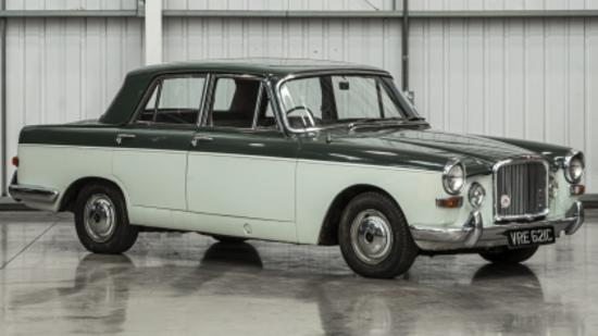 1965 Vanden Plas Princess 4-litre-R