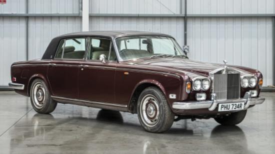 1977 Rolls-Royce Silver Shadow (LWB)