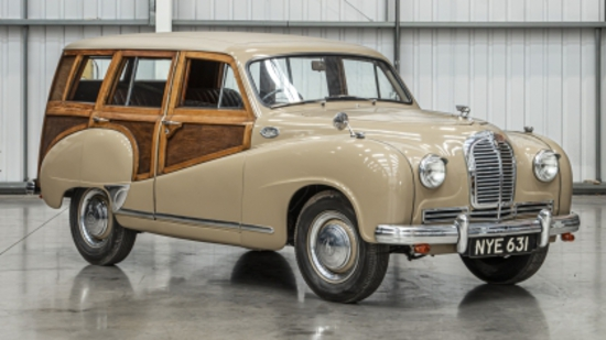1953 Austin A70 Hereford Woodie