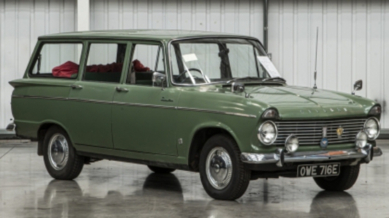 1966 Hillman Minx Super MkIV Estate