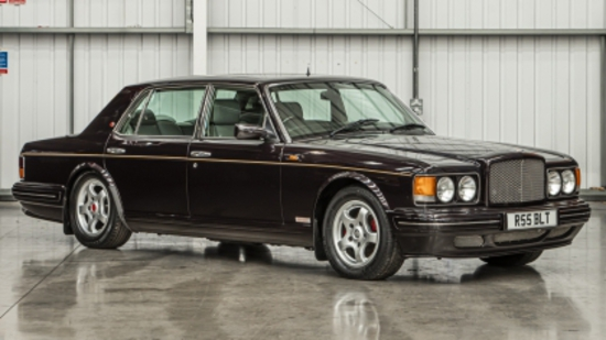 1997 Bentley Turbo RT (LWB)