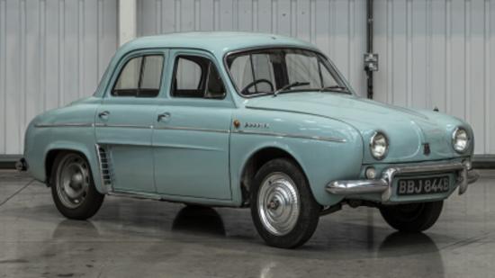 1964 Renault Dauphine Gordini