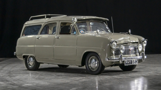 1953 Ford Consul Mk1 Farnham Estate
