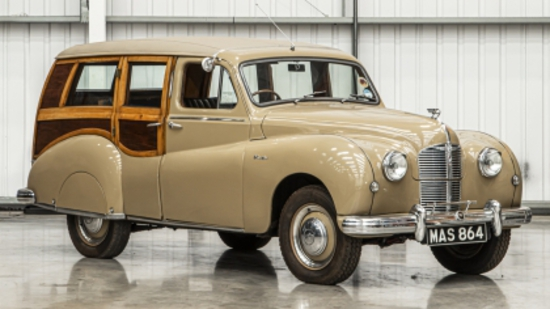 1950 Austin A70 Hampshire Countryman