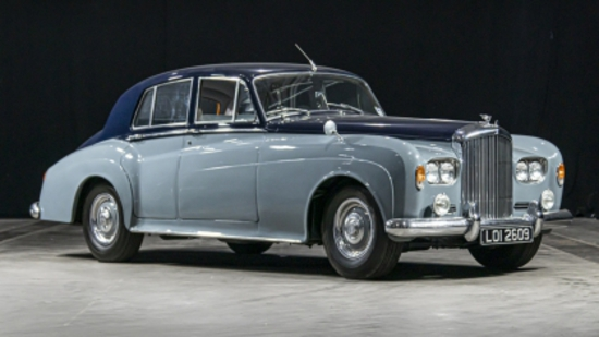 1964 Bentley S3 Standard Steel Saloon