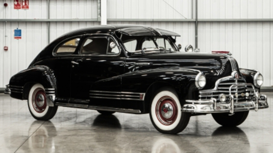 1946 Pontiac Streamliner 2-door Coupe