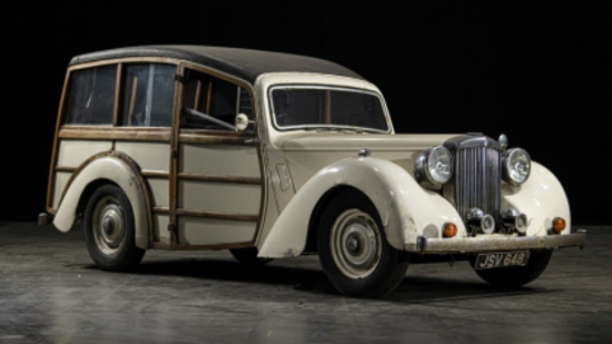 1946 Alvis TA14 'Woodie' Estate