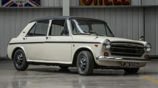 1969 Morris 1300 GT (ADO16)