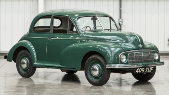 1949 Morris MM Two-door Saloon (Lowlight)