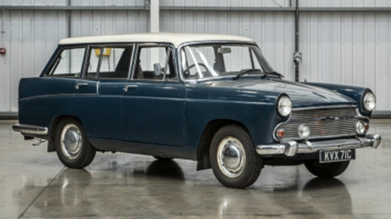 1965 Austin A60 Cambridge 'Countryman'