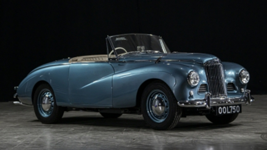 1953 Sunbeam Alpine Special