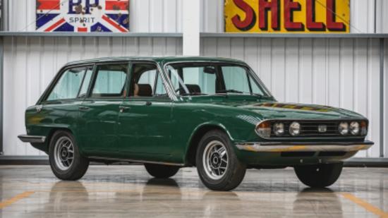 1976 Triumph 2500 S Estate