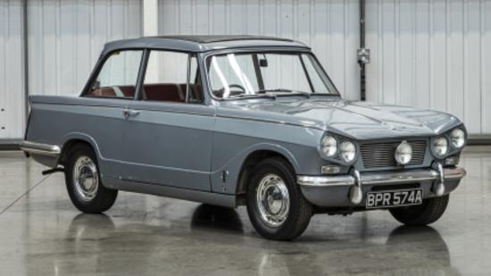 1963 Triumph Vitesse 6