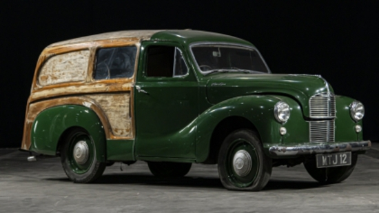 1951 Austin A40 Woodie