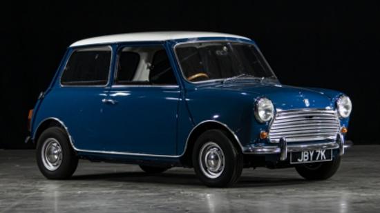1971 Morris Mini Cooper S 1275cc Mk3