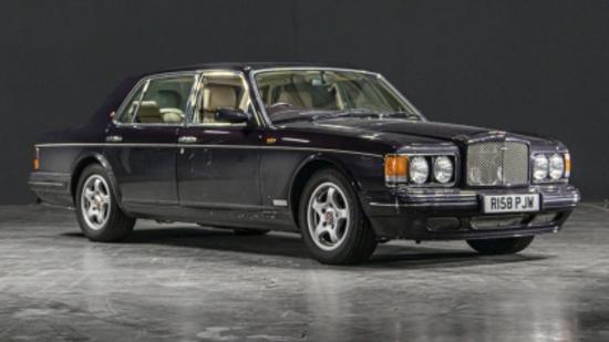1997 Bentley RT - 7,700 miles