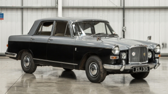 1967 Vanden Plas Princess 4-Litre R